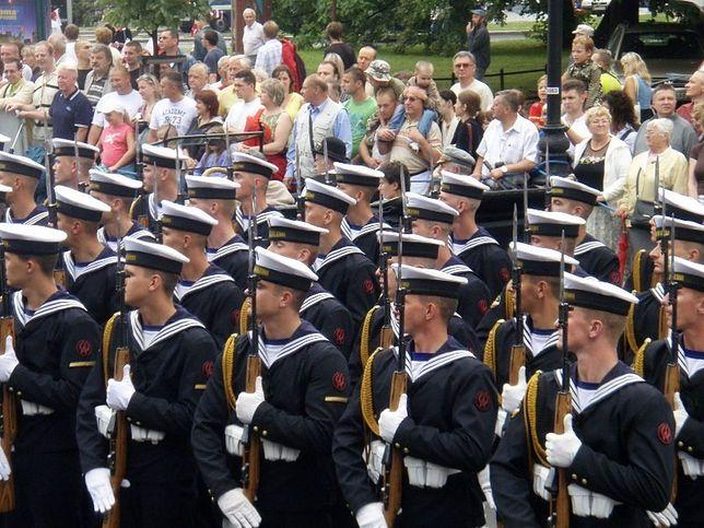 Majówka z Marynarką Wojenną w centrum Warszawy