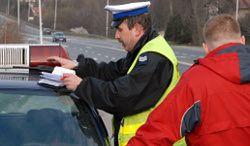 Policja chce drastycznej podwyżki wysokości mandatów