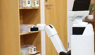 Toyota będzie testowała roboty, które wspomogą niepełnosprawnych