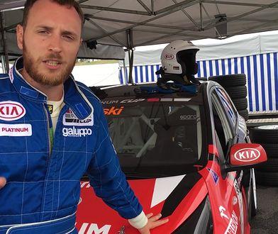 Wyścigowe Picanto z Kia Platinum Cup