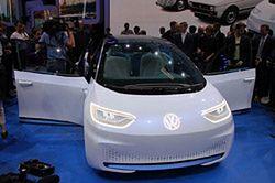 Volkswagen I.D.: następca Golfa