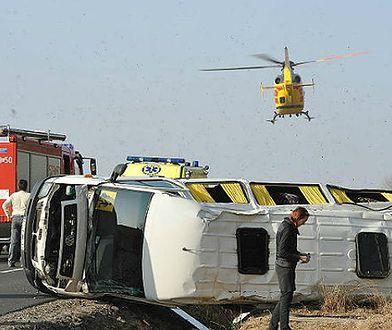 Wypadek busa