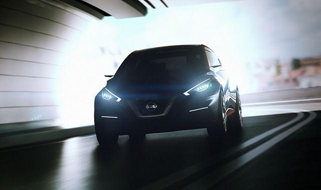 Mały Nissan zadebiutuje w Genewie