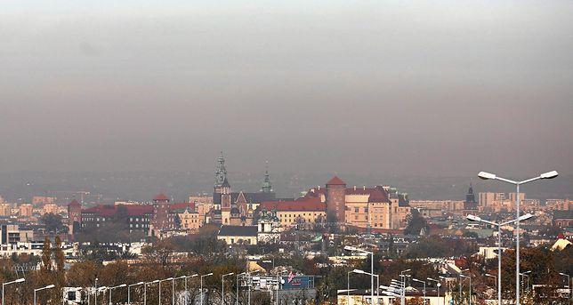 Smog Kraków – 4 grudnia: nienajlepsza jakość powietrza