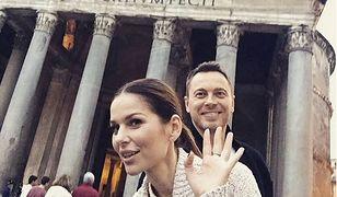 Paulina Sykut wybrała się z mężem do Rzymu. W jakiej intencji?