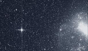 Obraz z teleskopu kosmicznego TESS