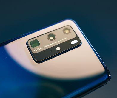 Huawei P40 i P40 Pro taniej, gdy sprzedasz stary smartfon!