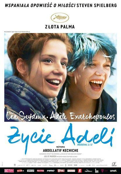 ''Życie Adeli: Rozdział 1 i 2'', reż. Abdellatif Kechiche