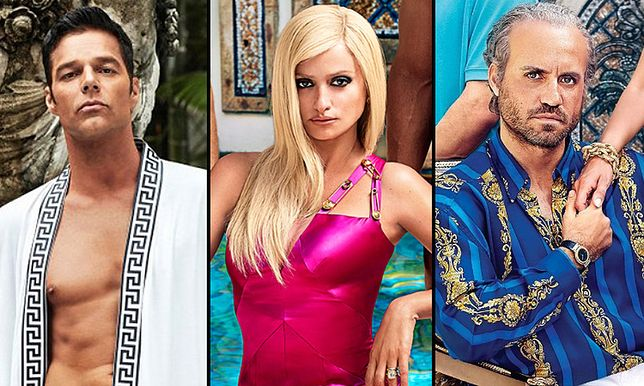 "Zdjęcia promujące ""American Crime Story: The Assassination of Gianni Versace"""