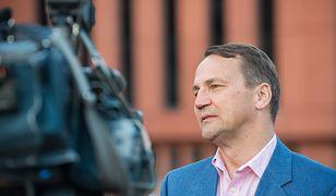 Sikorski: nie można udawać, że nie ma w Polsce nastrojów antysemickich