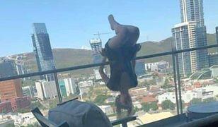 23-latka wypadła z balkonu podczas uprawiania jogi. Połamała 110 kości
