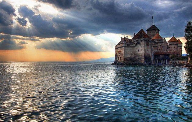 10 najpiękniejszych zamkowych tras