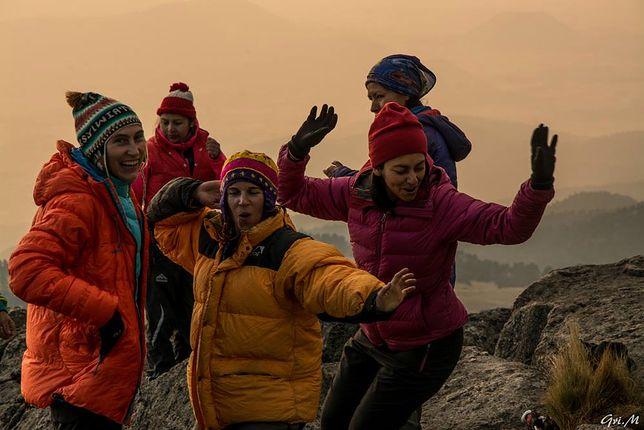 Projekt zrodził się po to, by wesprzeć rozwój kobiecego alpinizmu w Ameryce Łacińskiej