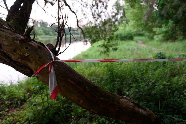 W rzece Sokołówka znaleziono zwłoki mężczyzny
