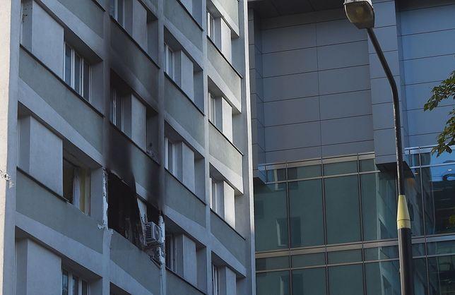 Policja wyjaśnia sprawę wybuchu w centrum Warszawy. Mieszkańcy wrócą do swoich domów?