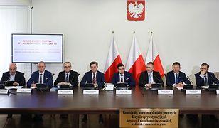 Afera reprywatyzacyjna. Komisja uchyliła decyzję w sprawie działki Chmielna 70