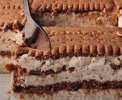 Przepis na zdrowe ciasto karmelowe. Bardzo proste w przygotowaniu
