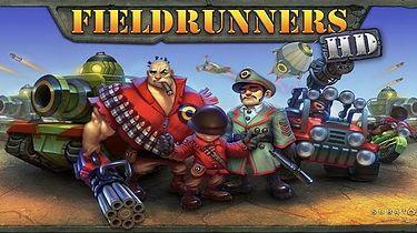 Gry w dobrej cenie - Fieldrunners niestety nie w wersji HD