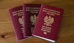 Zmiana: nowe paszporty dla dzieci do lat 12 bez linii papilarnych