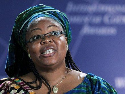 """Leymah Gbowee: """"Kobiety mogą stworzyć potęgę"""""""