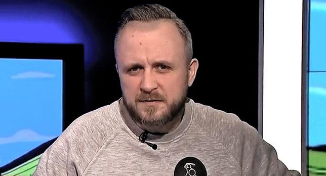 Jakub Wątły słynie z kontrowersyjnych wypowiedzi.