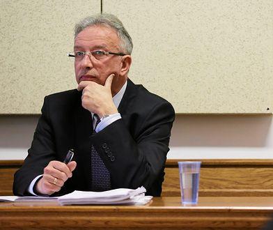 Ryszard Ścigała zgłosił się do zakładu karnego