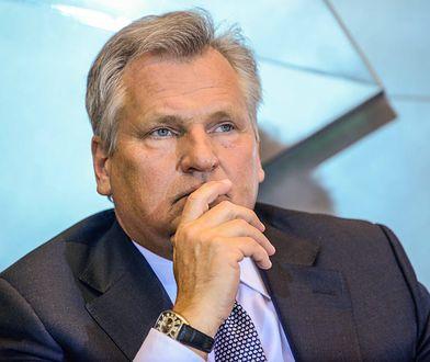 W toku śledztwa amerykańskiego specprokuratora Roberta Muellera, w kontekście płatnego lobbingu na rzecz Ukrainy pojawia się nazwisko byłego prezydenta Aleksandra Kwaśniewskiego