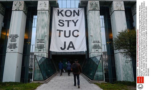 Wraca sprawa polska w TSUE. Rząd przekazał raport Komisji