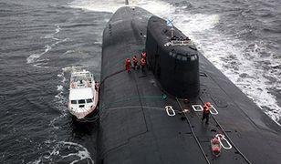 Atomowy okręt podwodny na ratunek