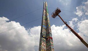Wieża Lego