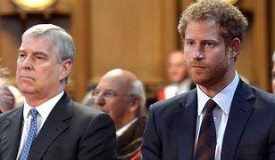 Książę Harry ma plany wobec rodziny królewskiej. Pomoże mu książę Andrzej?