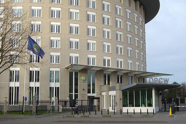 Siedziba Organizacji ds. Zakazu Broni Chemicznej w Hadze