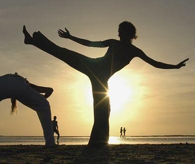 Capoeira - jedna z najdziwniejszych sztuk walki