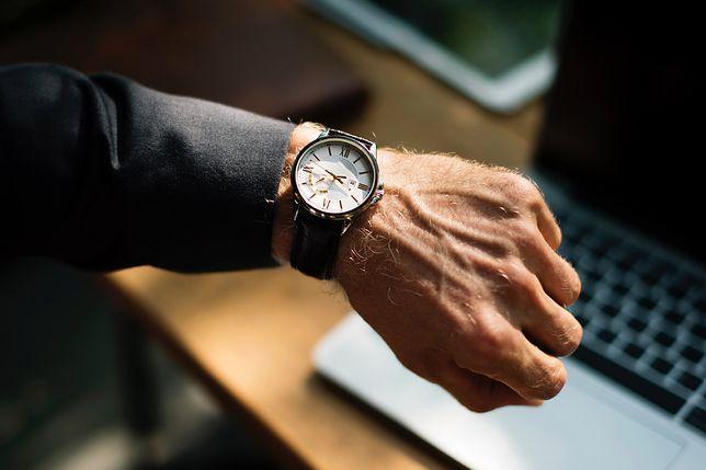 Zegarek to nieodłączny dodatek stylowego mężczyzny