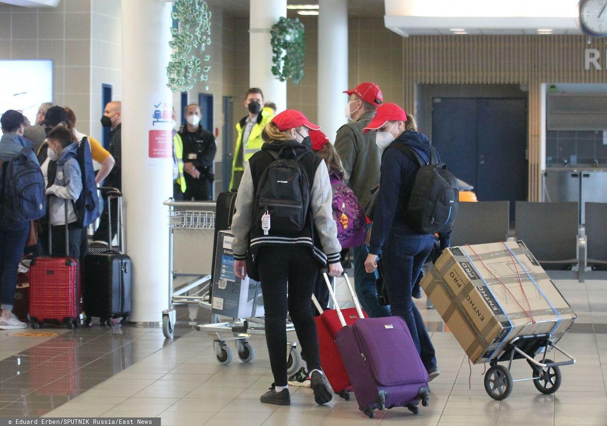 Wzmożone kontrole na lotnisku w Czechach/ Eduard Erben/SPUTNIK Russia/East News