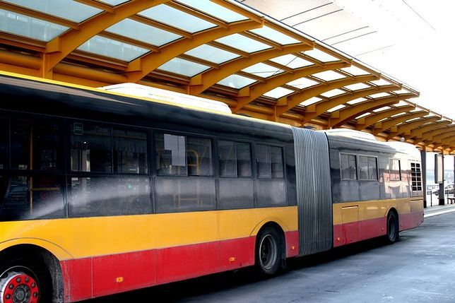 """Wyluzowany kierowca autobusu: """"frekwencja jak na wyborach"""""""