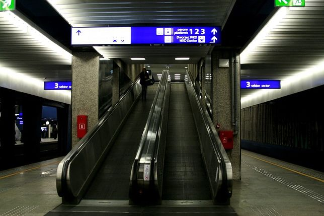 Remont Dworca Centralnego. Rozkopią ulice w centrum?
