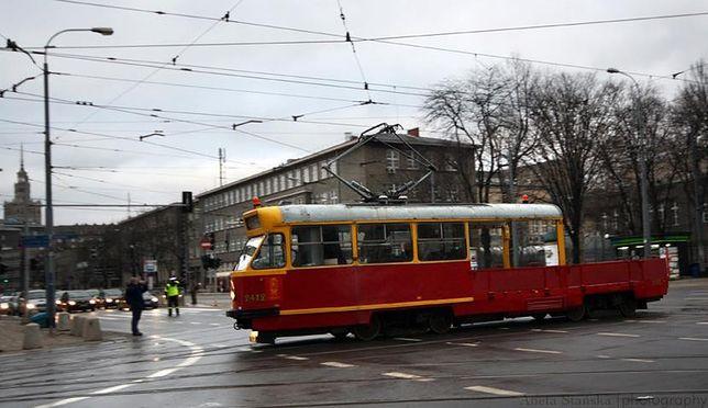 Pożegnalny przejazd ulicami Warszawy (zdjęcia)