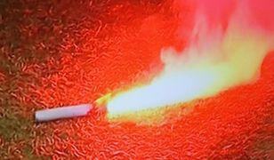 Włoscy kibole wszczęli bójkę przed warszawskim hotelem