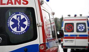 Śmiertelny wypadek na Mazowszu