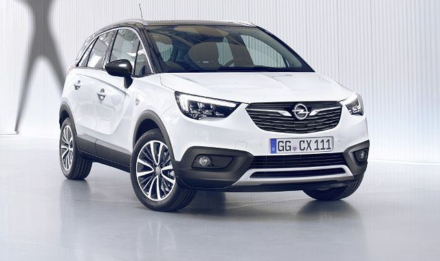 Opel Crossland X: do miasta