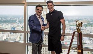 Robert Lewandowski kupił apartament w centrum Warszawy