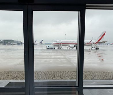Premier Morawiecki nie może wylecieć do Brukseli. Samolot uziemiony przez strajk
