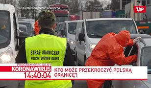 """Koronawirus. Polska. Tłumy Ukraińców na granicy. """"Wyjątkowa sytuacja"""""""