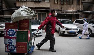 Koronawirus.Chiny od tygodnia nie odnotowały nowych przypadków zakażenia w Wuhan