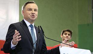 Błażej Spychalski: Andrzej Duda spotka się z KRRiT. Chodzi o 2 miliardy dla mediów publicznych.