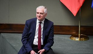 Koronawirus w Polsce. Wicepremier oraz minister nauki i szkolnictwa wyższego Jarosław Gowin (zdj. arch.)