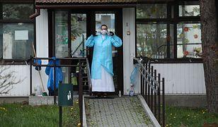 Szpital zwrócił się do zakonnic o pomoc. Chodzi o opiekę nad pacjentami z Covid-19