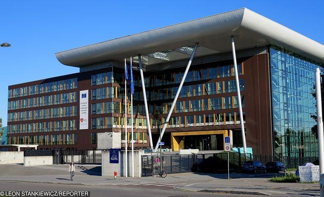 Europejski Trybunał Praw Człowieka w Strasburgu