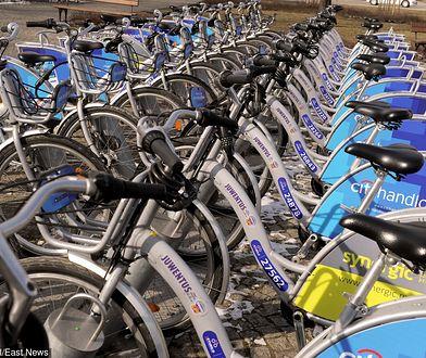 Veturilo 2019 startuje już 1 marca. Od piątku będziemy mogli zamieniać autobusy na rowery miejskie.